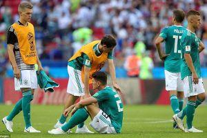 Thua World Cup, thất bại của thể thao Đức
