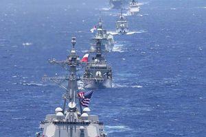 Tập trận RIMPAC khởi động rầm rộ tại Hawaii