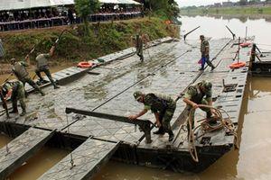 Ông Shoigu nói về lần đầu Việt Nam dự 'International Army Games'