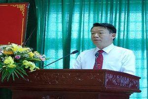 Bổ nhiệm ông Bùi Mạnh Khoa làm Cục trưởng Cục THADS tỉnh Thanh Hóa