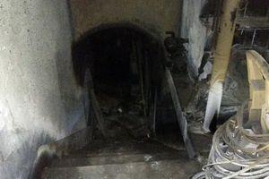 Bên trong hầm trú ẩn của trùm ma túy bị cảnh sát tiêu diệt