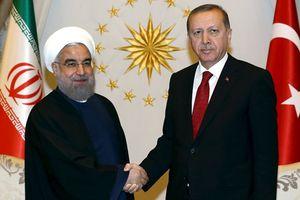 'Trái cựa' với Mỹ,Thổ Nhĩ Kỳ vẫn giữ quan hệ với Iran