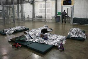 Số phận những đứa trẻ ở biên giới nước Mỹ