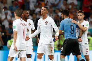 Bồ Đào Nha thua không phục, Uruguay cầu nguyện cho Cavani