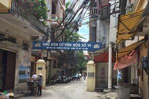 Tại phường Yên Phụ (Tây Hồ, Hà Nội): Khổ sở vì dự án 'treo' hơn 20 năm