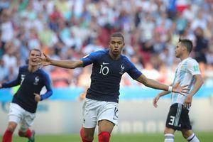 Mbappe lập cú đúp, Pháp tiễn Argentina của Messi về nước