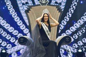 Tân Hoa hậu hoàn vũ Thái Lan gây tranh cãi vì nhan sắc