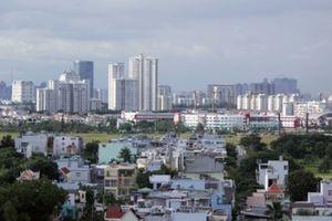 Mùi hôi tiếp tục tấn công khu Nam Sài Gòn