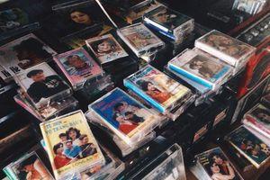 Sài Gòn và những tiệm đĩa băng