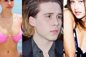 Bị chê não rỗng và lăng nhăng, quý tử của Beckham vẫn cưa đổ 5 người mẫu xinh đẹp