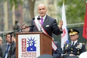 Raymond Kelly: Cảnh sát trưởng số 1 thành phố New York