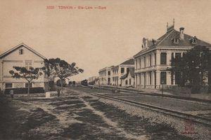 Hình độc về các nhà ga ở Việt Nam thời thuộc địa