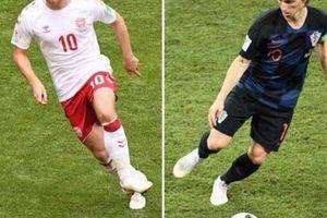 Trận Croatia - Đan Mạch lập kỷ lục 'vô tiền khoáng hậu'
