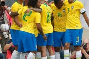TIẾT LỘ: 11 cái tên xuất phát của Brazil trước Mexico
