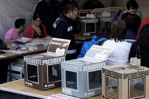 Hai chính trị gia Mexico bị bắn chết trong ngày tổng tuyển cử