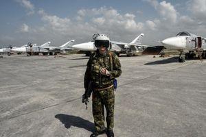 UAV lại uy hiếp căn cứ không quân Nga tại Syria