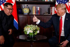 Ông Trump tin tưởng Triều Tiên đang 'nghiêm túc' trong việc phi hạt nhân hóa