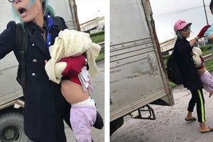 Sở Lao động Thương binh và Xã hội Hải Dương sẽ phối hợp tiếp nhận mẹ con 'hotgirl' Bella