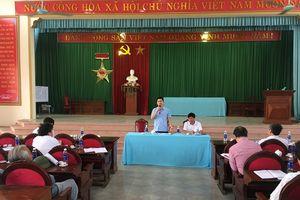 Vĩnh Phúc: Nhiều kiến nghị liên quan Dự án KCN Chấn Hưng được giải đáp