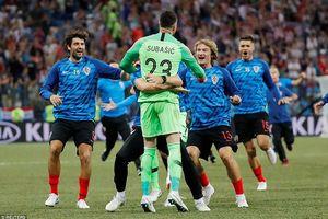 Nhìn lại cuộc đấu trí siêu kịch tính giữa Croatia và Đan Mạch