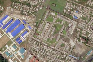 Lại lộ hình ảnh Triều Tiên mở rộng khu chế tên lửa đạn đạo