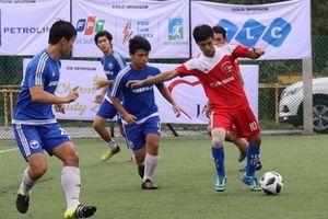 Sôi động ngày hội thể thao của người Việt Nam tại Ukraine
