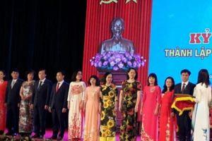 Bệnh viện Phụ sản Hải Phòng: Đón nhận Cờ Thi đua của Chính phủ dịp kỷ niệm 40 năm thành lập