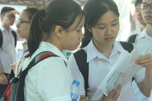 Hà Nội: Nghẹt thở đua vào lớp 10