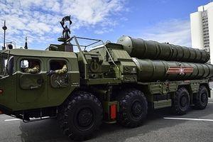 Hệ thống tên lửa S-400 bắt đầu phục vụ Quân đội Nga
