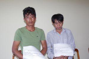 Quảng Nam: Bắt nhiều đối tượng tàng trữ và mua bán trái phép chất ma túy