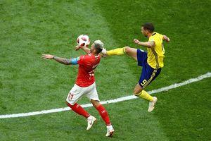 Hạ gục Thụy Sĩ, Thụy Điển lừng lững tiến vào vòng tứ kết