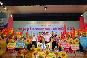 Công đoàn tổ chức trại hè cho 700 con CNVC-LĐ ngành điện