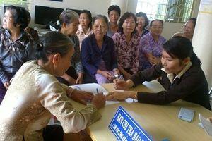 Trường hợp nào phải trả lại trợ cấp người cao tuổi?