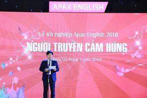 Chủ tịch Egroup truyền cảm hứng cho các Apaxers