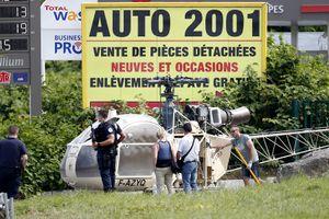 Cuộc vượt ngục như trong phim Hollywood gây chấn động nước Pháp