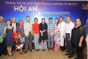 12 Đại sứ đến thưởng ngoạn thực cảnh 'Ký ức Hội An'
