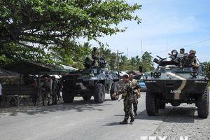 Quân đội Philippines tái chiếm thị trấn miền Nam từ tay phiến quân