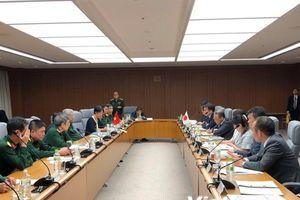 Việt Nam-Nhật Bản tiến hành đối thoại chính sách quốc phòng lần 6