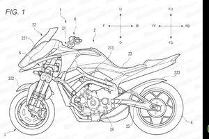 Yamaha Niken thế hệ mới sẽ trông như thế nào?