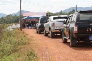 Bình Định: Người dân phản đối DA điện mặt trời giao trả xe công vụ