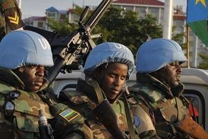 Biệt đội G5 Sahel bị tấn công