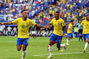 Brazil mang sức mạnh của kẻ chinh phục!