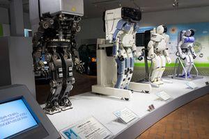 Robot Asimo để lại nhiều thành tựu đáng giá cho nhân loại
