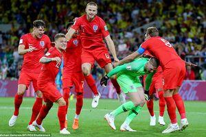 Xóa bỏ nỗi sợ, Anh rộng đường vào chung kết World Cup 2018
