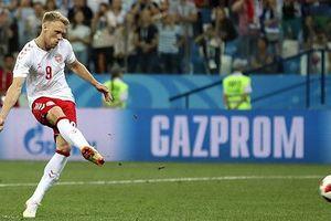Tin nhanh World Cup: Cầu thủ Đan Mạch bị dọa giết vì sút hỏng luân lưu