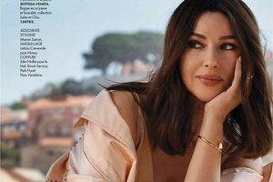 Người đàn bà đẹp nước Ý Monica Bellucci khoe nhan sắc không tuổi
