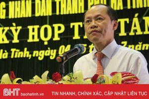 HĐND thành phố Hà Tĩnh bàn giải pháp phát triển những tháng cuối năm