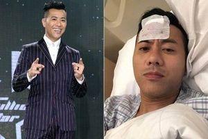 Xem World Cup trong quán karaoke, nam ca sỹ bị ngã vỡ đầu, phải khâu 37 mũi