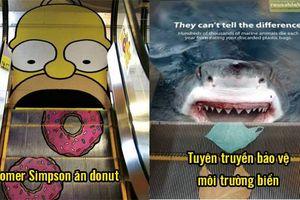 17 ý tưởng quảng cáo trên thang cuốn khiến óc sáng tạo của bạn dù đóng băng cũng tan chảy ngay lập tức