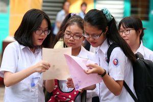TP.HCM công bố điểm chuẩn lớp 10 công lập năm 2018